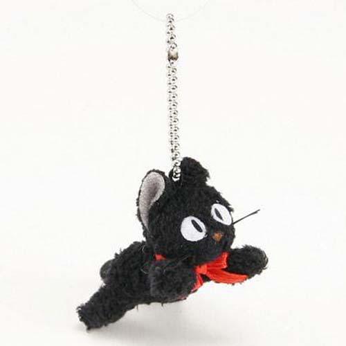 【百倉日本舖】日本進口 知名卡通 魔女宅急便吊飾/黑貓