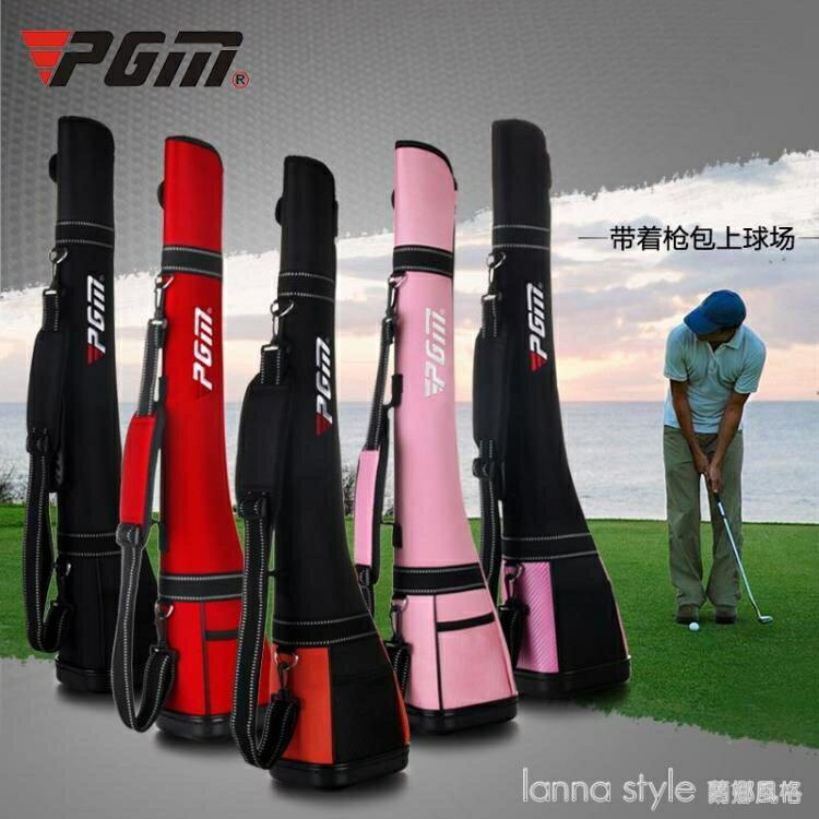 【九折】高爾夫槍包 男女輕便球包 練習場常用小槍包 可裝3支 可折疊