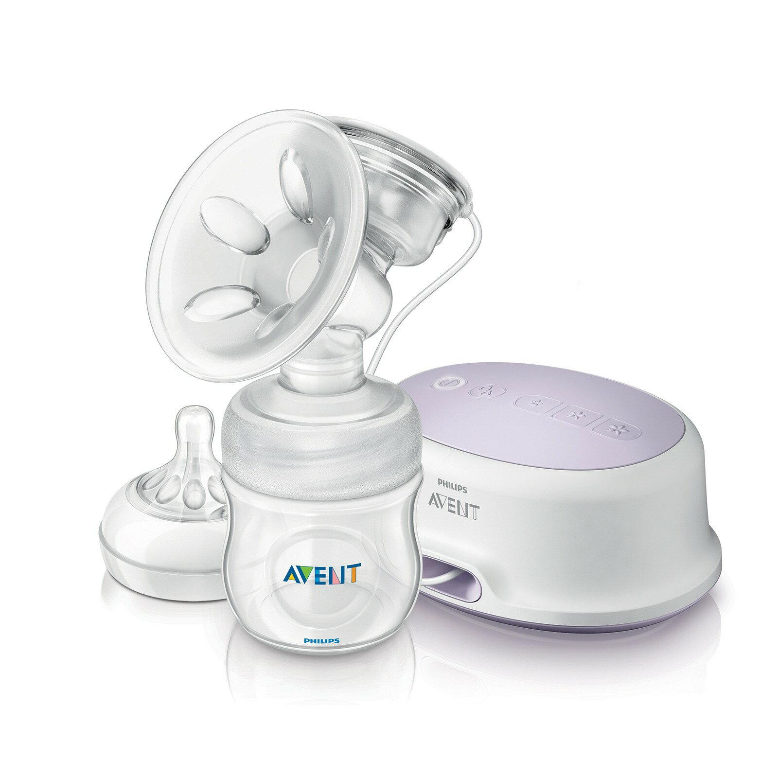 PHILIPS-AVENT 輕乳感PP標準型單邊電動吸乳器『121婦嬰用品館』