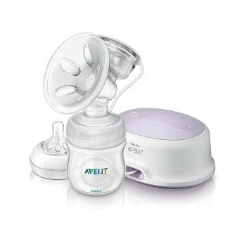 『121婦嬰用品館』PHILIPS-AVENT 輕乳感PP標準型單邊電動吸乳器