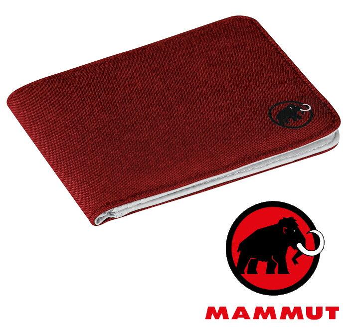 【鄉野情戶外用品店】 Mammut 長毛象 |瑞士| Flap Wallet 錢包/皮夾/00710-3438