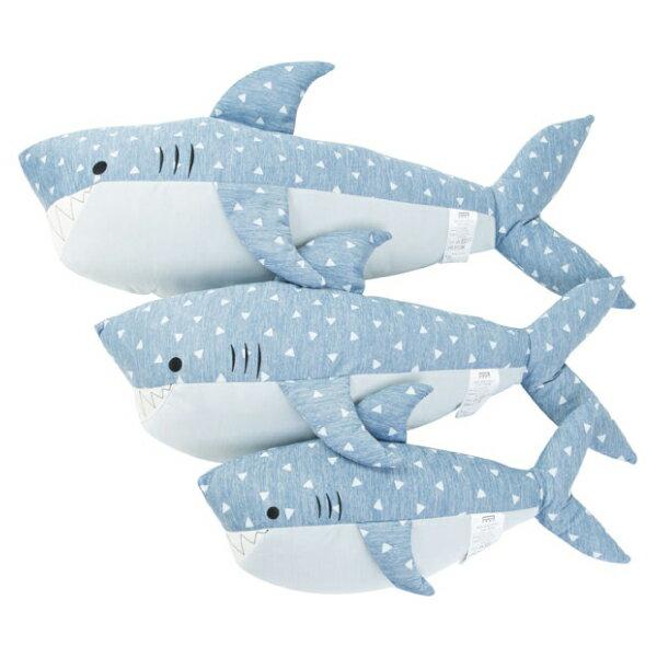 接觸涼感 鯊魚抱枕 SHARK N COOL H M NITORI宜得利家居 7