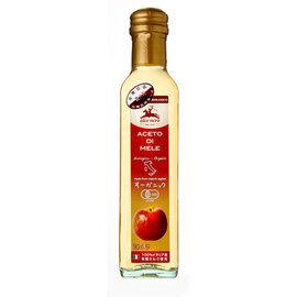 有機尼諾~有機蘋果醋250ml/罐