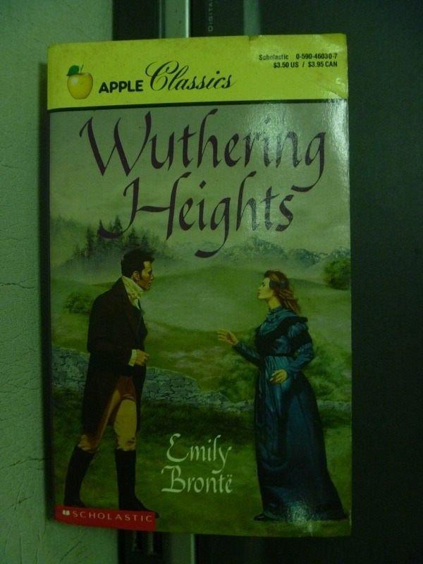 【書寶二手書T3/原文小說_ODP】Wuthering Heights_1961