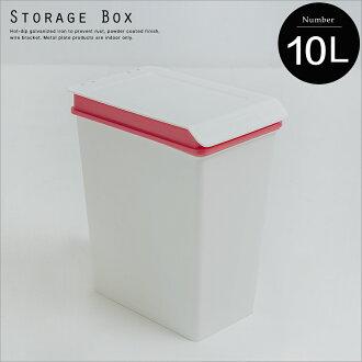 收納筒/收納箱/回收桶 大嘴鳥收納筒10L 樹德 MIT台灣製 完美主義【R0127】