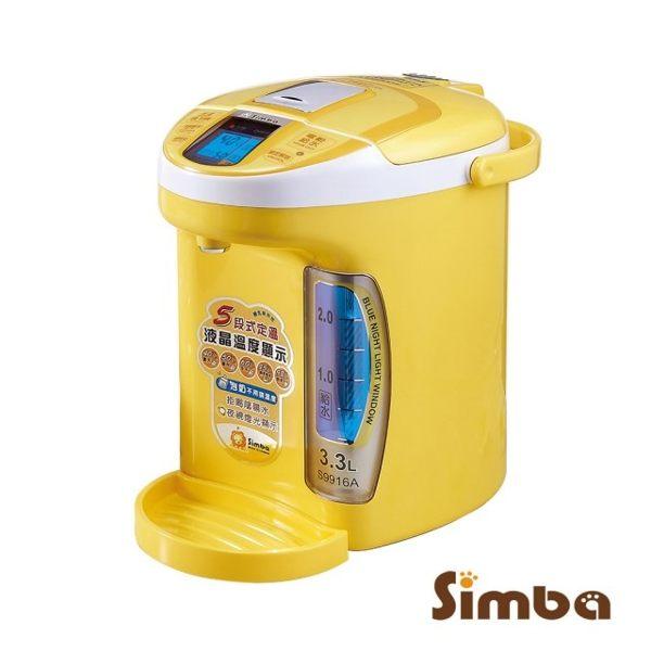 小獅王電腦夜光液晶調乳器(3.3公升)【樂寶家】
