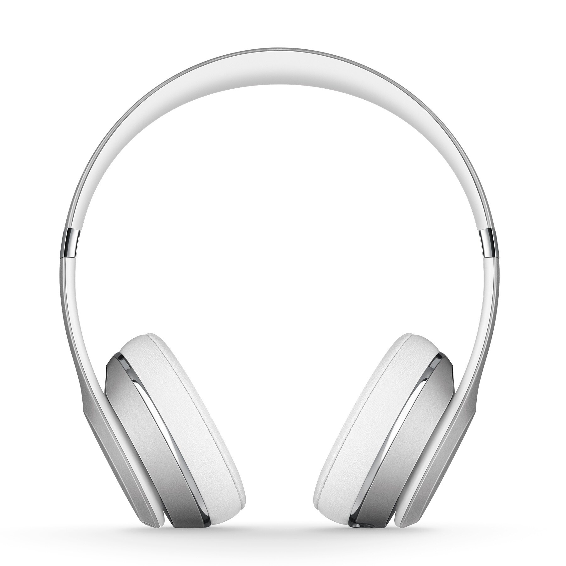 Beats Solo3 Wireless On-Ear Headphones - Silver 1