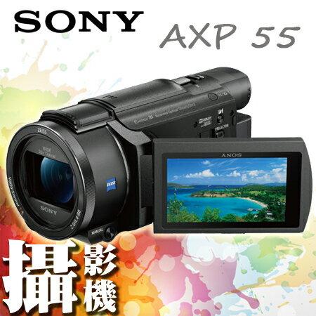"SONY FDR-AXP55-4K 投影系列高畫質數位攝影機""正經800"""