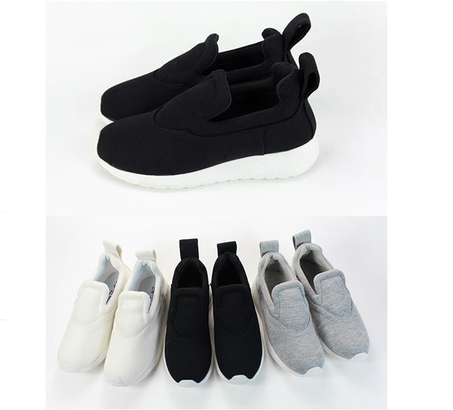 50%OFF SHOP~R21FUFA~極簡百搭舒服澎澎鋪棉厚底皮質懶人鞋~帆船鞋帆布鞋