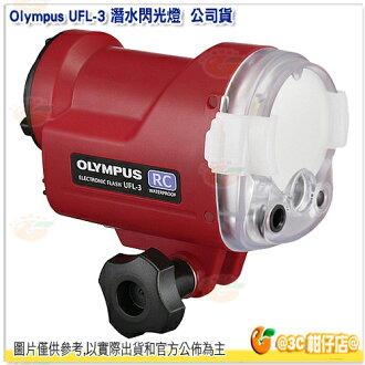 Olympus UFL-3 潛水閃光燈 元佑公司貨 防水盒配件 潛水盒 閃光燈 水中攝影 UFL3