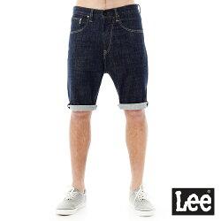 Lee 牛仔短褲/101+-男款