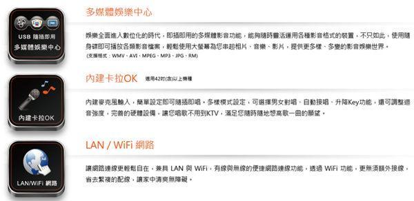 免運費 AmTRAN瑞軒 55吋連網 LED液晶顯示器(A55)