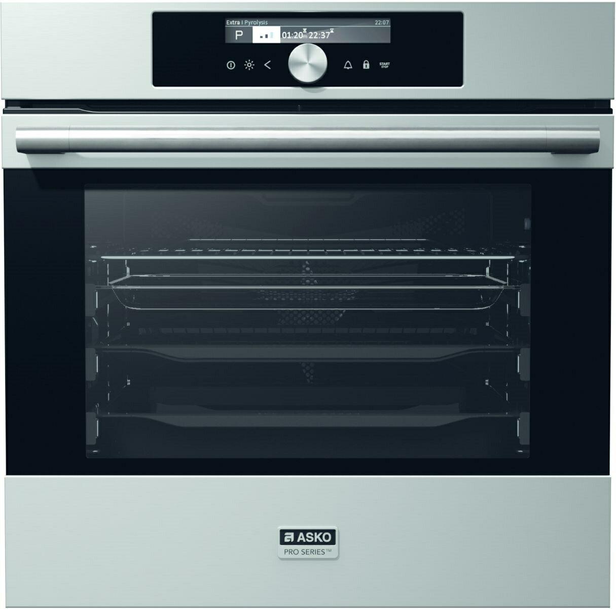ASKO 瑞典賽寧 OP8656S 嵌入式熱解烤箱【零利率】 ※熱線07-7428010