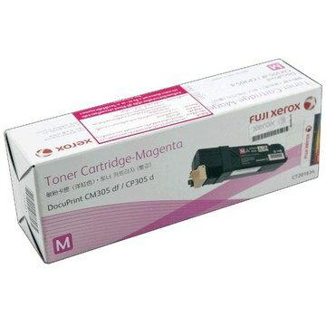 FujiXeroxDocuPrintCP305dCM305df紅色碳粉(CT201634)原廠碳粉匣【迪特軍】