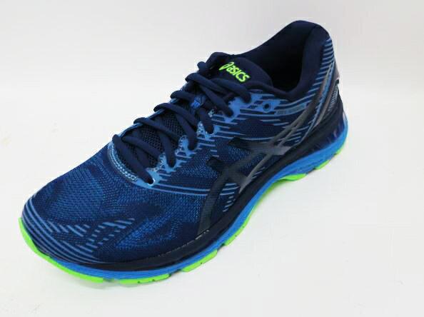 ASICS亞瑟士GEL-NIMBUS19(男)慢跑鞋輕量低足弓高支撐亞瑟膠T7C3N-4943[陽光樂活]