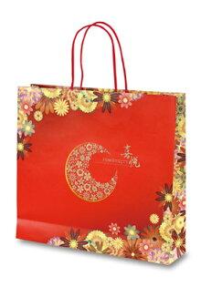 【紅標零售量】手提袋喜悅32*8*29.550個