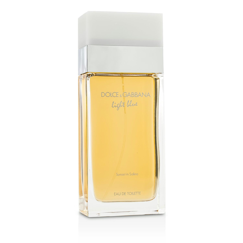 杜嘉班納 Dolce & Gabbana - Light Blue Sunset In Salina Eau De Toilette Spray 女性淡香水(限量版)