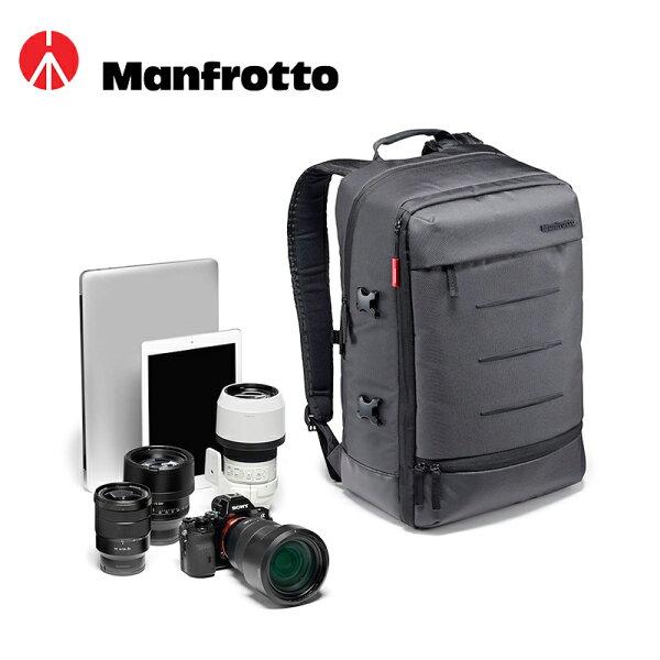 ◎相機專家◎ManfrottoMBMN-BP-MV-30Manhattan曼哈頓系列時尚攝影後背包公司貨