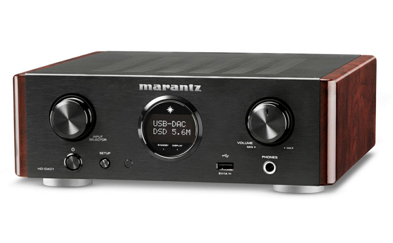 預訂中{音悅音響}日本 MARANTZ HD-DAC1 DSD DAC 耳擴 耳機擴大機 前級 一體機 數位類比 解碼