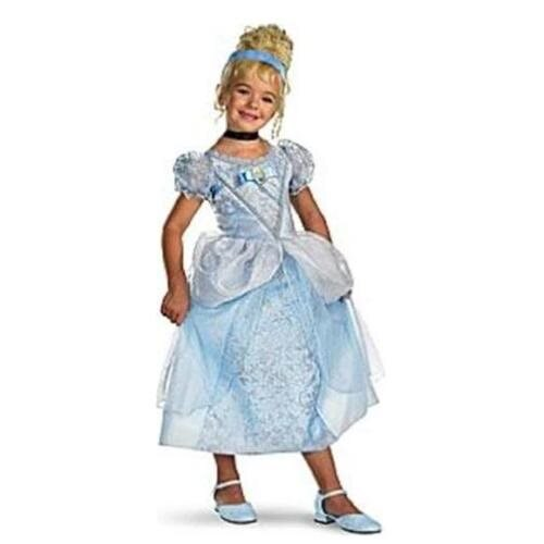 Disguise - Disney Princess Cinderella Deluxe -  4 Years 1