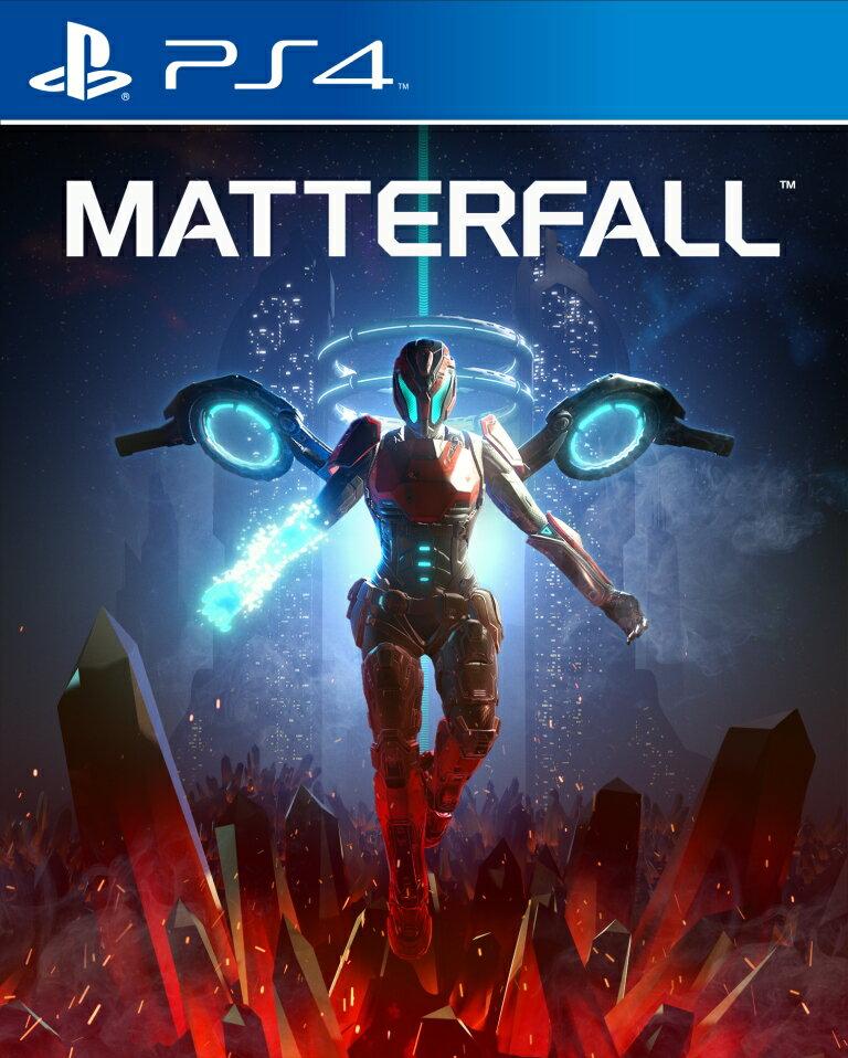 預購中 8月發售 亞洲中文版 [限制級] PS4 Matterfall