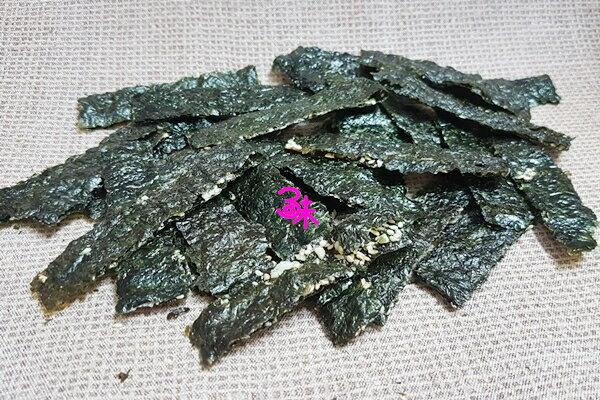 (台灣)家庭食坊手工現做海苔南瓜酥1包100g特價139元