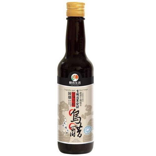 綠色 素食陳釀烏醋 300ml 瓶  150  135