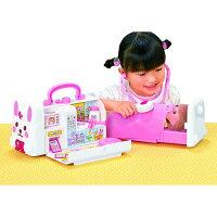 家家酒玩具推薦到【預購】麗嬰 小美樂 兔子救護車(不含娃娃) 娃娃配件 扮家家酒 專櫃熱銷 聖誕 生日 禮物【星野日本玩具】就在星野日本玩具商店推薦家家酒玩具