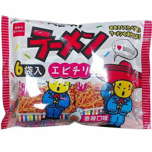 日本模範生香辣點心餅260g【愛買】