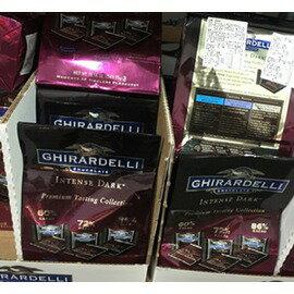 [COSCO代購 如果沒搶到鄭重道歉] GHIRARDELLI 黑巧克力綜合包 543公克 (兩入裝)  W530447