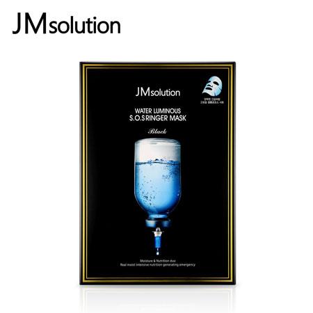 韓國JMsolution水光急救保濕面膜(單片)面膜水光面膜保濕面膜【B063150】