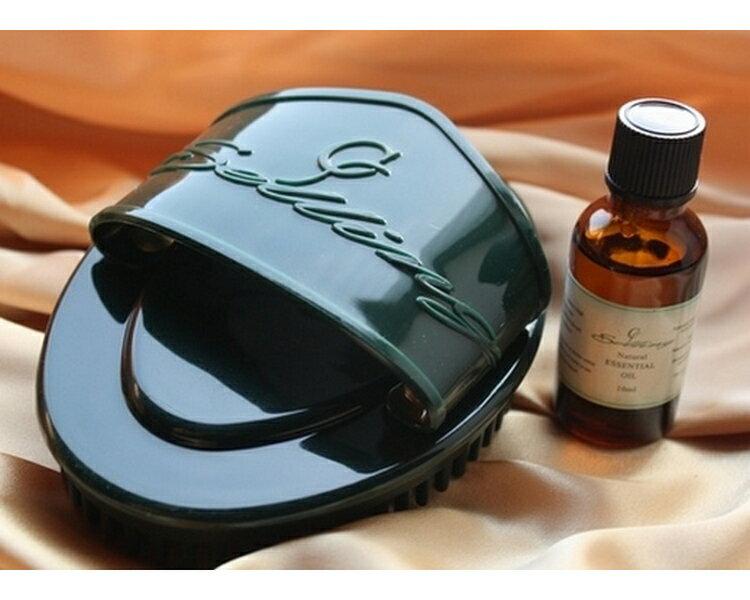 【蠍尾®刷】SGS認證按摩器輕鬆↘肌膚SPA 淋巴按摩精油 【海外配送】
