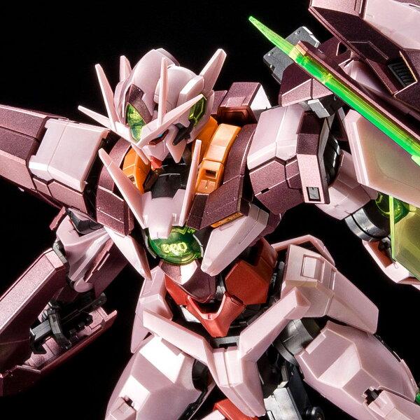 ◆時光殺手玩具館◆現貨@日本PB限定版@組裝模型模型MG110000QAN[T]量子型00鋼彈TRANS色特殊塗裝版