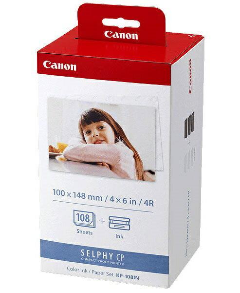 (四入賣場)Canon KP-108IN KP108 KP-108 相片紙 相印紙 印相紙 相片印表機 CP900 CP1200 CP1300 ➤4X6 相片紙