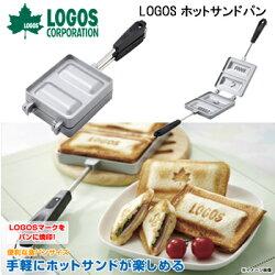 日本Logos吐司熱壓烤盤/三明治/露營必備/輕巧方便/LOGOS-81062239-日本必買 日本樂天代購(3564*0.7)