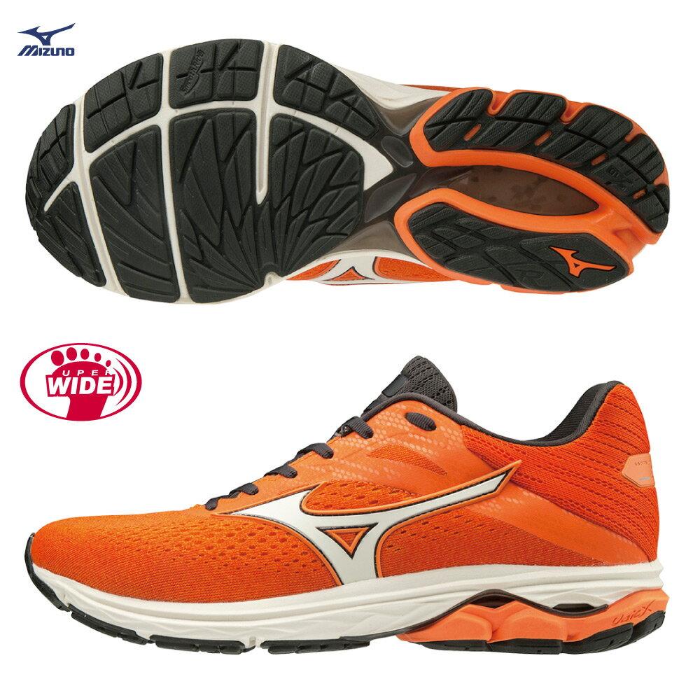 WAVE RIDER 23 超寬楦一般型男款慢跑鞋 J1GC190453【美津濃MIZUNO】 0