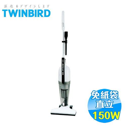 Twinbird 直立式吸塵器 TC-D338K