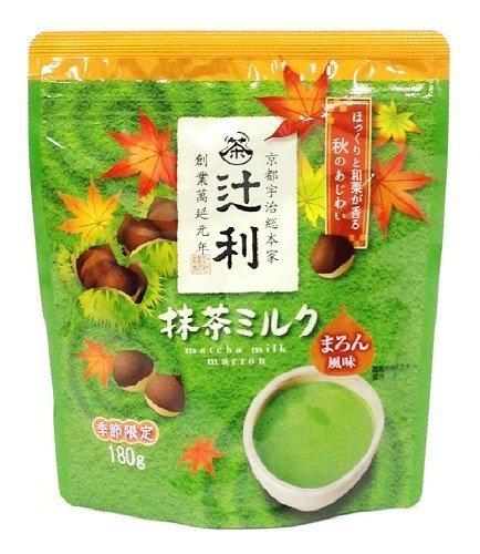 【真愛日本】16110700012日本季節限定京都宇治抹茶粉-栗子  網路團購熱銷糖 日本代購