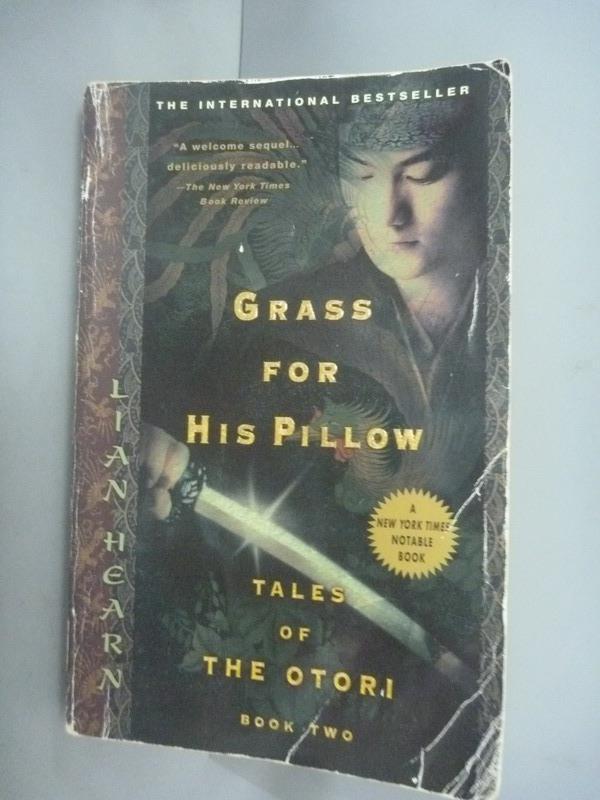 ~書寶 書T5/原文小說_HII~Grass for His Pillow_hear N