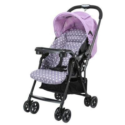 Merissa 雙向嬰兒手推車SC-2DX -紫色