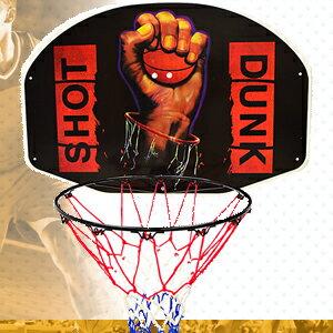 ABS中型籃球板(耐用籃球架子.籃框籃球框架.籃板籃球板子.籃網籃球網子.中型籃球架.打籃球灌籃投籃架玩球類運動用品.推薦哪裡買) P116-3624P