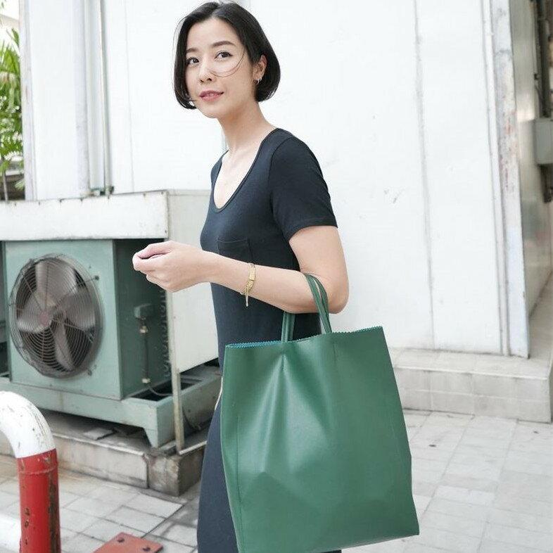 ☛ 領卷折後 $790 ↘ WHITEOAK 文件手提包 Paper Bag (4色) 9