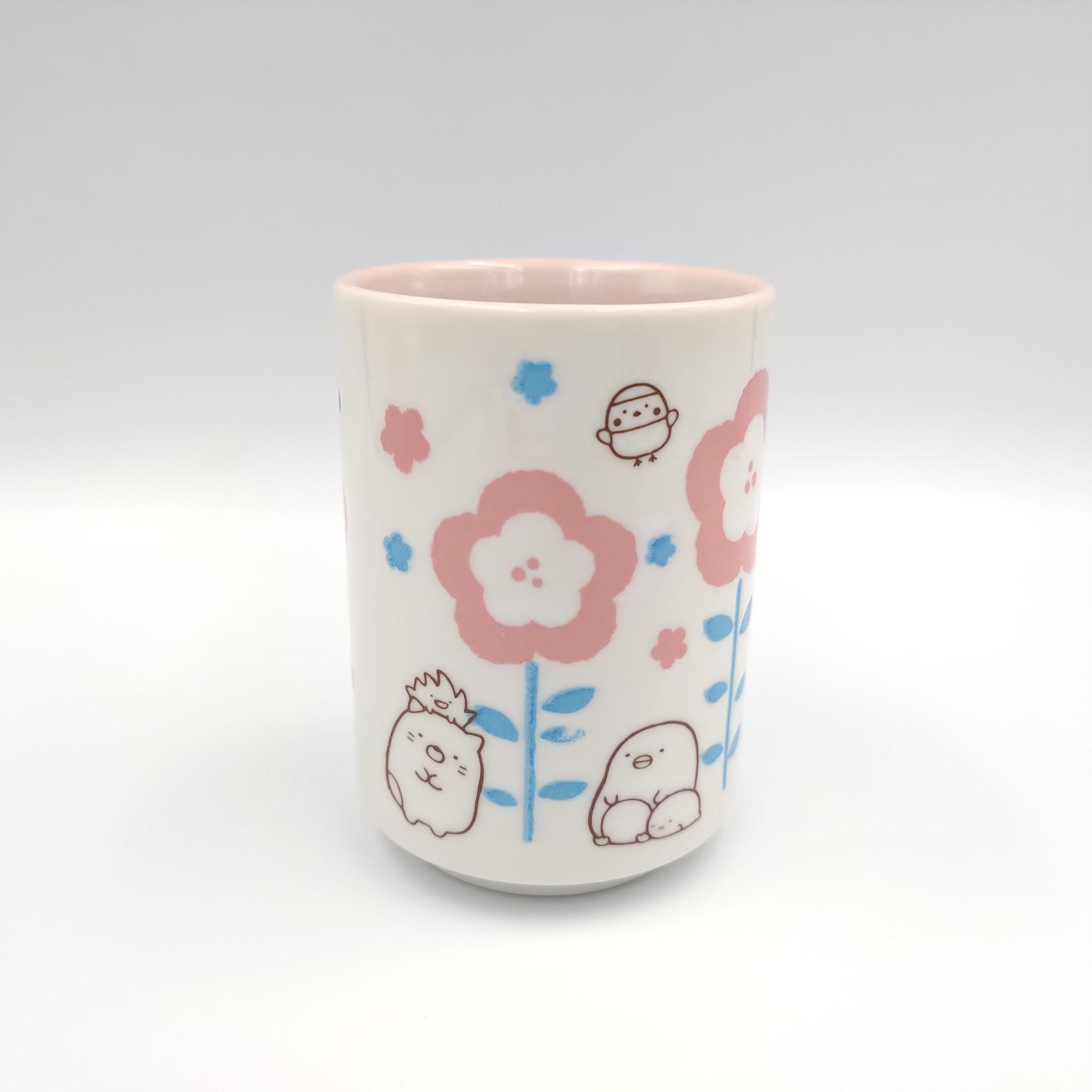 【積文館】茶杯 日本進口 角落小生物 角落公仔(6.5*9.5cm) 0