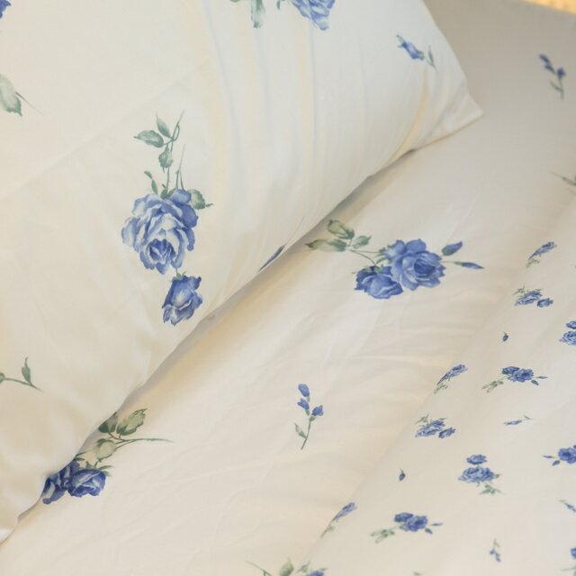 藍莓花園   單人 / 雙人熱賣組 100%精梳棉 台灣製 8