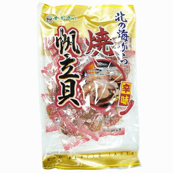 ^~ 直送新鮮美味^~北海道和顏愛味燒帆立貝辣味150g ~  好康折扣