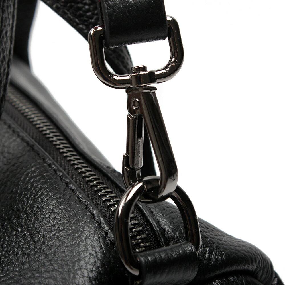 【BEIBAOBAO】歐風編織背帶牛皮三用包(手提+側肩揹+斜背 三用包) 7