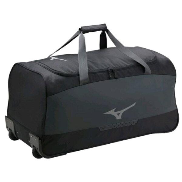 【登瑞體育】MIZUNO拖輪袋行李袋_33GD801609