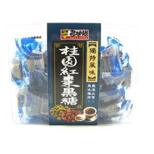 台灣尋味錄 桂圓紅棗黑糖 200g