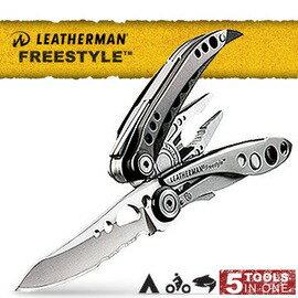 【【蘋果戶外】】Leatherman 831121 FREESTYLE 多功能隨身工具鉗 公司貨 保固25年