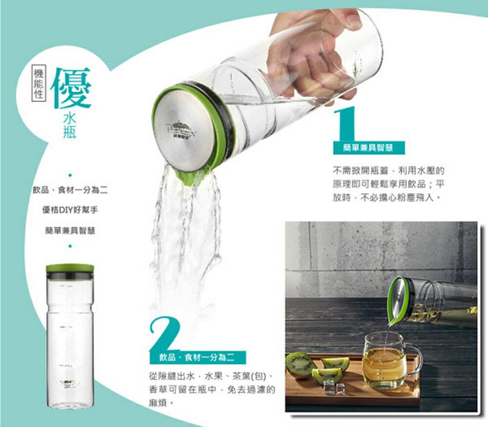 《現貨立即購》PRO-BIO 普羅拜爾 普羅優格機 專用內罐 玻璃罐 優水瓶 1